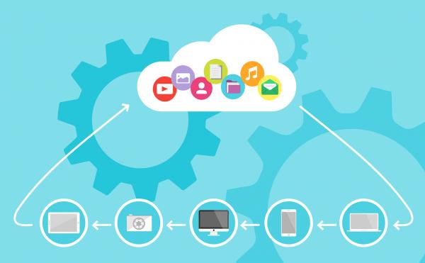 Voordelen van werken in de cloud