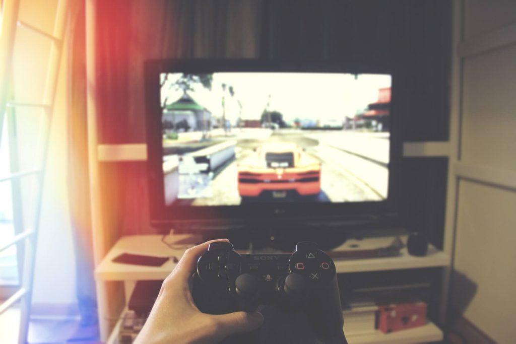 Lekker gamen achter je scherm