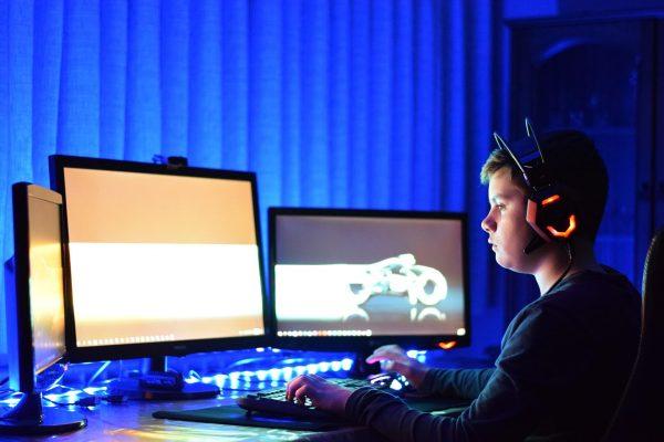 Online gamen wordt steeds populairder