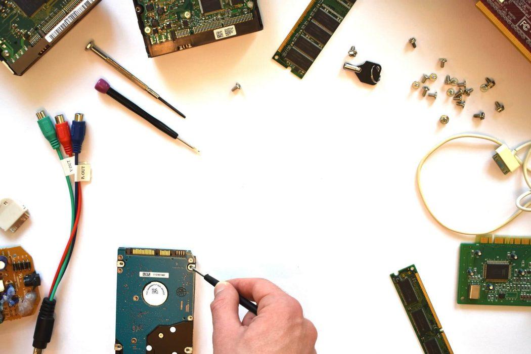 Computer laten repareren